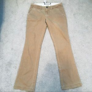 New with Tags Khaki Abercrombie Chinos